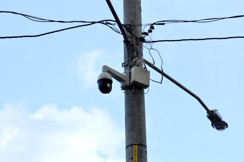 Centro de Monitoreo en la provincia de Colón tiene un 95% de avance.