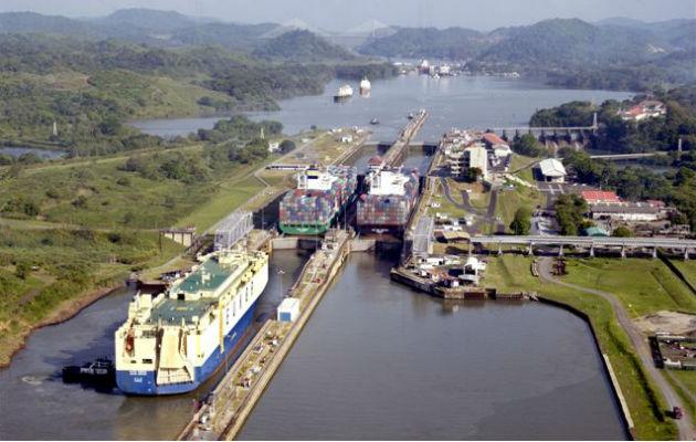 Entra en vigencia el cobro por agua dulce en el Canal de Panamá
