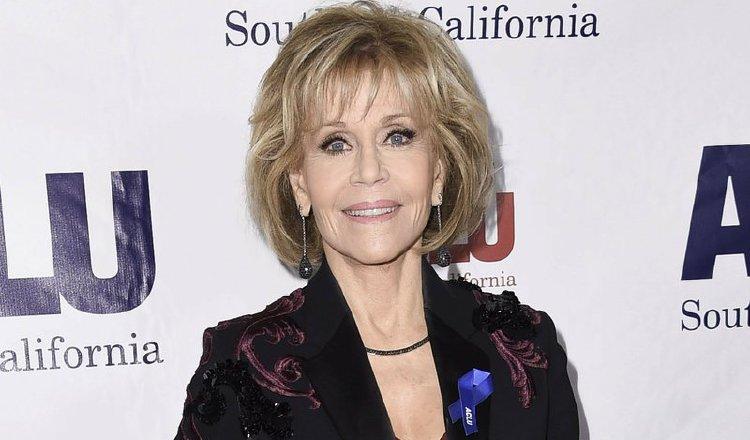 Jane Fonda no quiere más cirugías