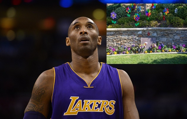 Kobe fue sepultado el pasado 7 de febrero.
