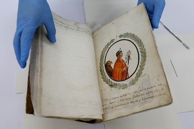 El manuscrito perdido de los incas, una joya histórica recuperada por Perú