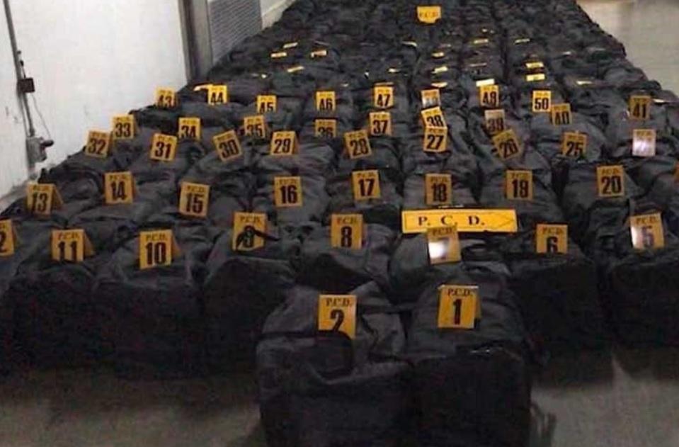 Costa Rica logra el decomiso de unas cinco toneladas de cocaína, el más grande de su historia