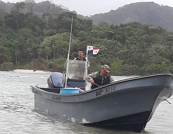 Joven colombiano desaparece cerca de Isla Mamey en la Costa Arriba de Colón