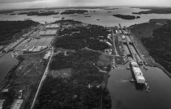 El ahorro de agua en el Canal de Panamá