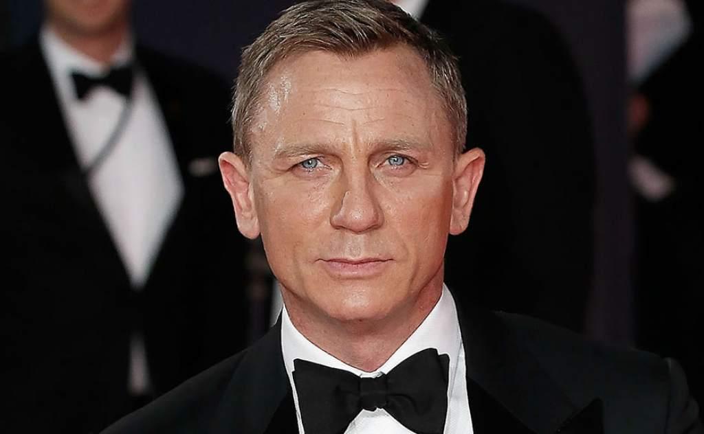 Actor Daniel Craig cancela gira de medios en  China