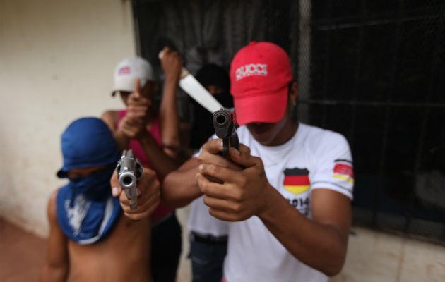 Policía Nacional identifica 160 pandillas que operan en todo el país