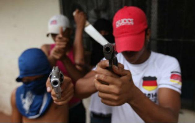 Hay 160 pandillas activas a nivel nacional