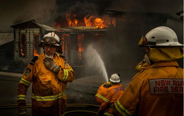 Incendios forestales de Australia desequilibran su economía