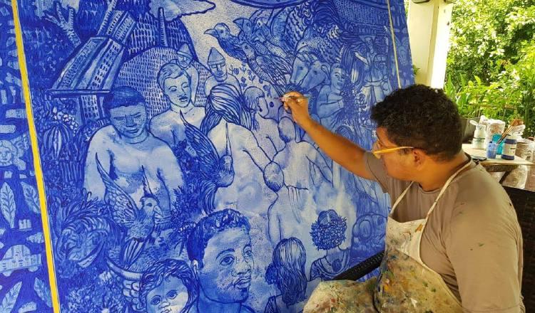 Un viaje para aportar a la cultura panameña