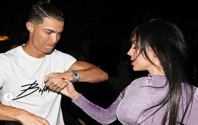 Cristiano Ronaldo le da más de 100 mil dólares a Georgina para sus gastos mensuales