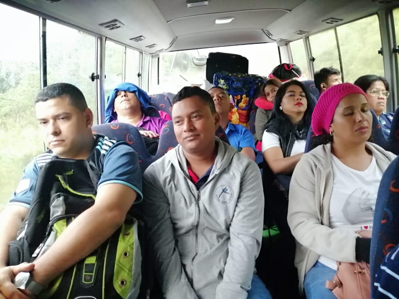 Se inicia el  traslado de docentes a las  áreas de difícil acceso a Chiriquí Grande, Bocas del Toro