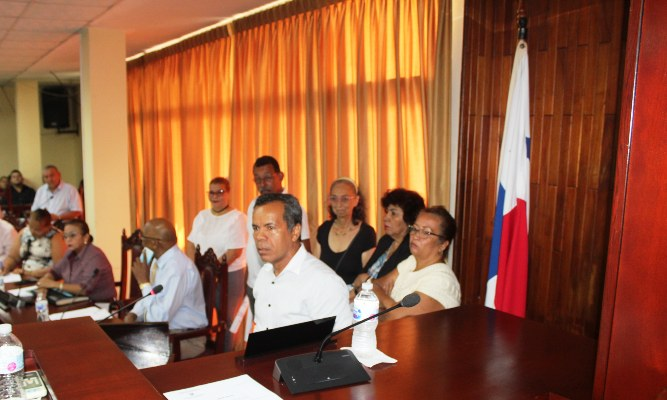 Rechazan  local de espectáculos para adultos en el área de Mastranto en La Chorrera