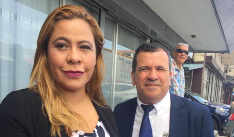 Pareja de Gilberto Ventura Ceballos asegura que la amenazan