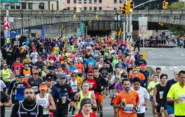 Hallan una fuente de juventud arterial en una maratón