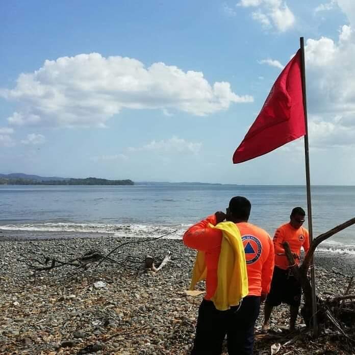 Hallan el cuerpo del colombiano desaparecido en Isla Mamey en la Costa Arriba de Colón