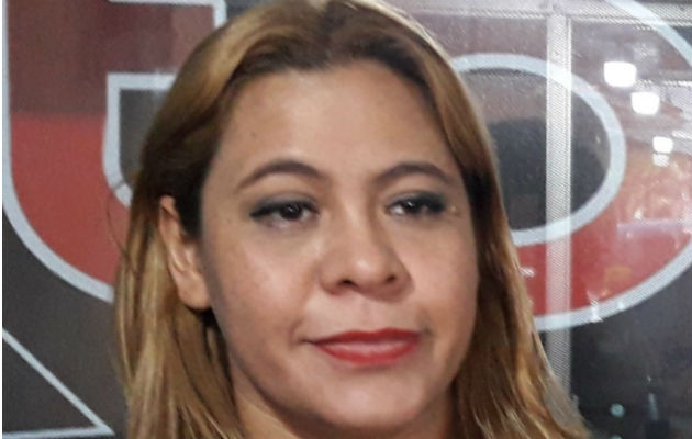 Gilberto Ventura Ceballos, el asesino múltiple, tiene de pareja a la chiricana. Foto: Mayra Madrid.