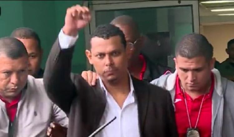 Exmayor Alex Cedeño enfrenta audiencia en el Juzgado Sexto