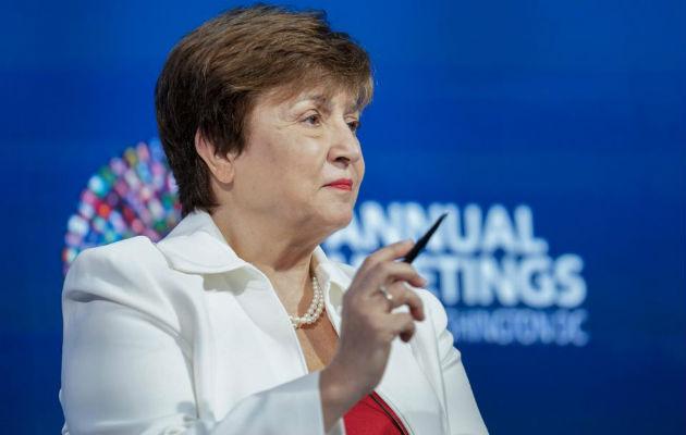 FMI: El coronavirus es la amenaza más urgente a la frágil recuperación global