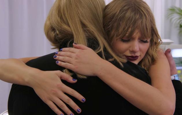 Taylor Swift revela su lado sentimental en el documental 'Miss Americana' de Netflix