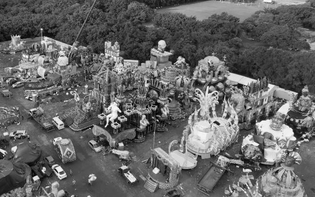 El Carnaval y la crisis del modelo civilizatorio