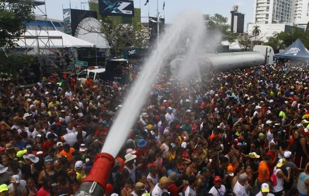 Policía Nacional no va a entrar a definir tipo de vestimenta durante los carnavales