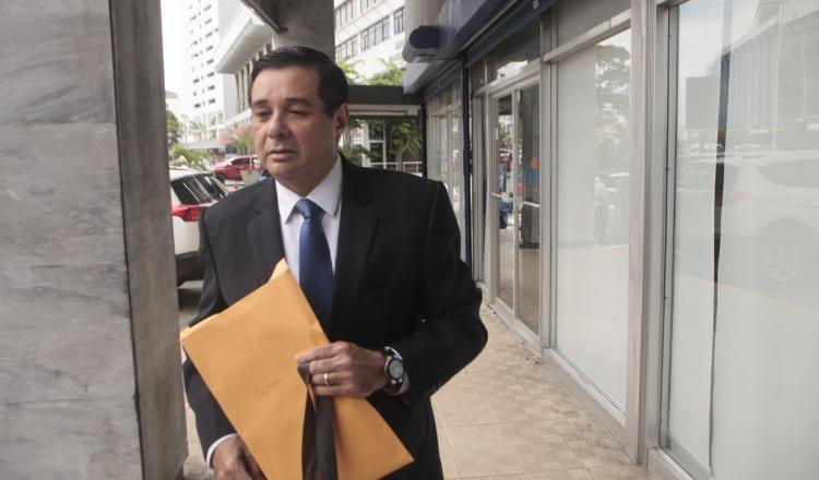 Jorge Alberto Rosas es  detenido por el caso Odebrecht y aduce enfermedad
