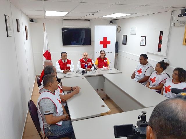 Presupuesto limita la labor de la Cruz Roja