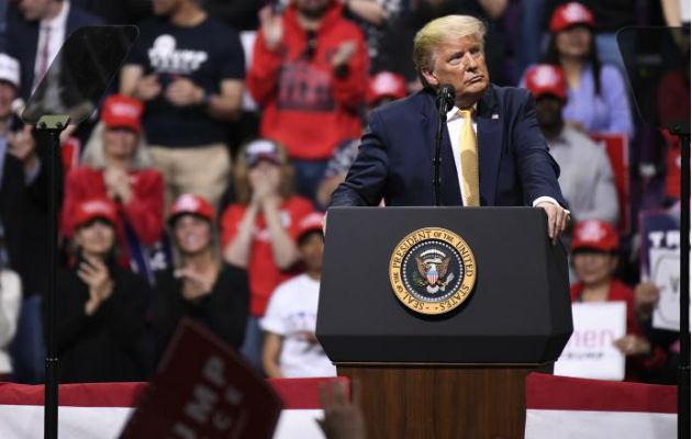 Trump promete más ayuda agrícola ante tensiones comerciales
