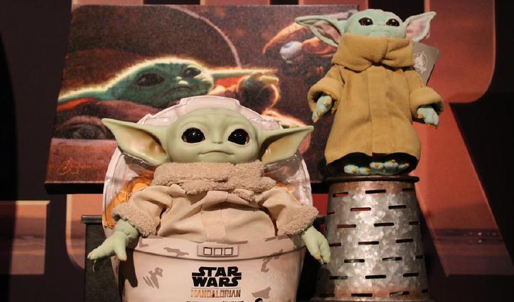 Baby Yoda ya tiene  productos oficiales