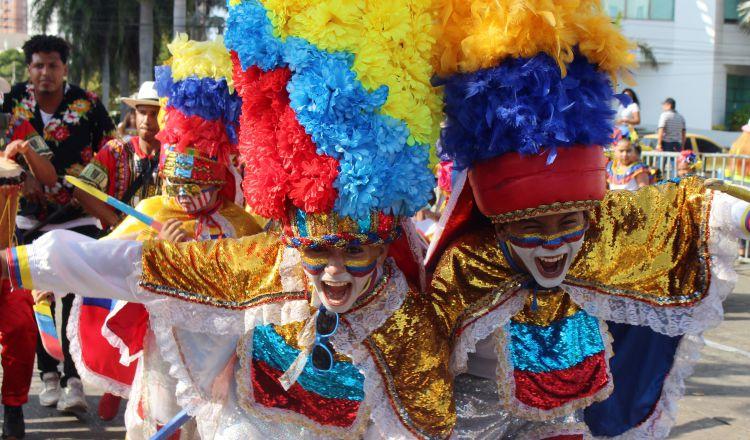 Carnavales en América Latina, entre bailes y lentejuelas