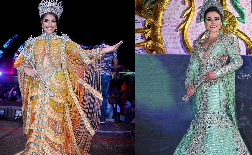Carnaval en Las Tablas: Una coronación llena de lujo y esplendor