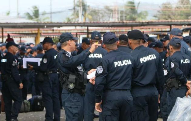 Se hace énfasis en la seguridad preventiva. Foto: Diómedes Sánchez