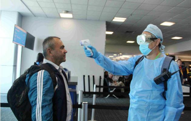 Minsa habilita área en el Aeropuerto de Tocumen para posibles afectados por coronavirus