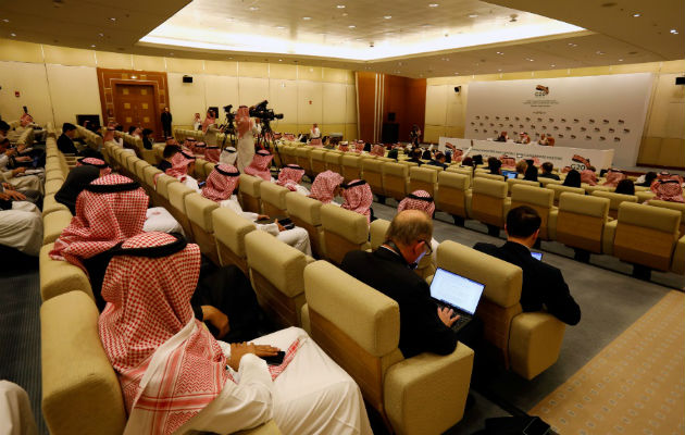 G20 está preocupado por la economía global