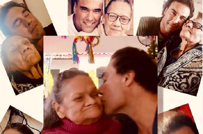 Fallece la mamá del actor Eduardo Yáñez