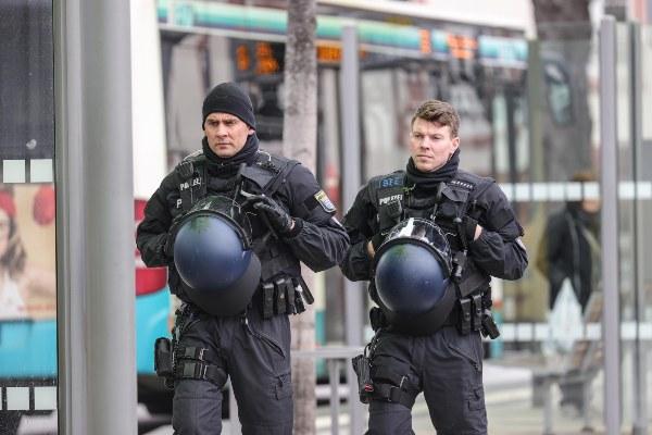 Atropello masivo en un carnaval en Alemania deja cerca de 15 personas heridas