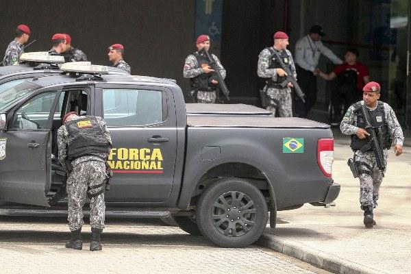 Los asesinatos llegan a casi 150 en cinco días en estado brasileño con policías en huelga