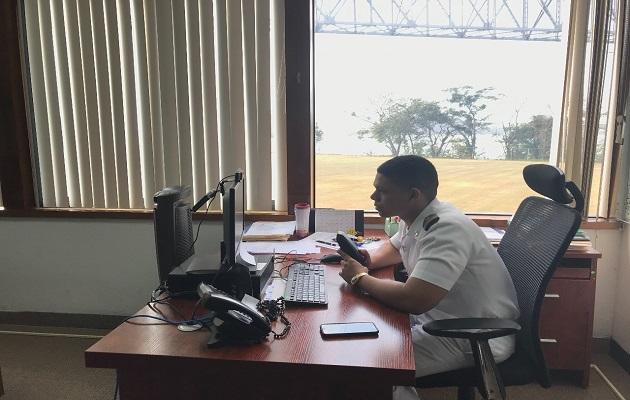Naviera europea entrevista a cadetes de la Universidad Marítima Internacional de Panamá para embarque