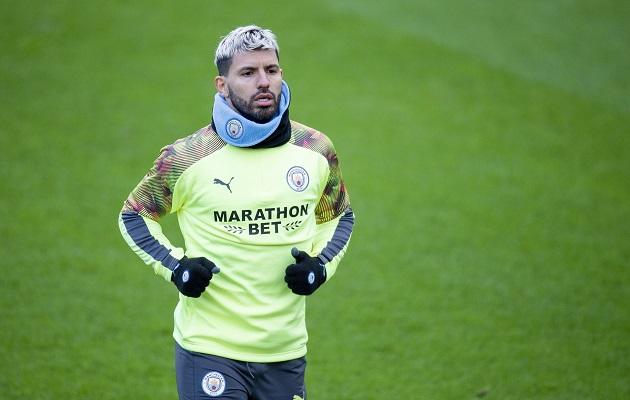 Agüero confía en que el Manchester City ahora sí podrá contra el Real Madrid