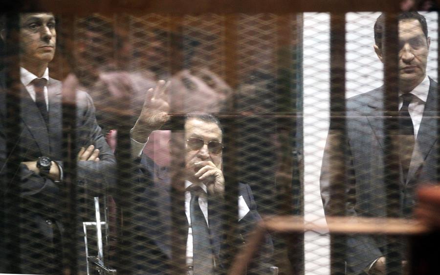 Fallece a los 91 años el dictador egipcio Hosni Mubarak