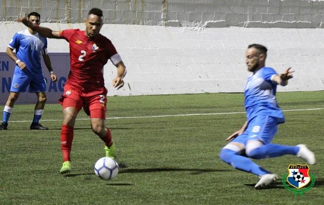 Panamá sigue sin gol y empata 0-0 con Nicaragua en su primer juego del año