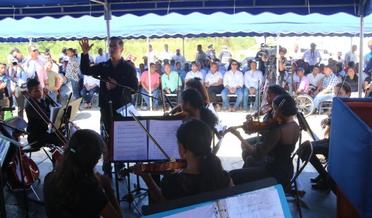 Organizan la Orquesta Sinfónica Juvenil Nacional y necesitan músicos