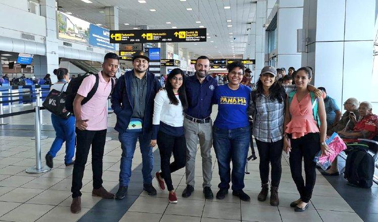 Panameños se prepararán en el  Área Aeroespacial