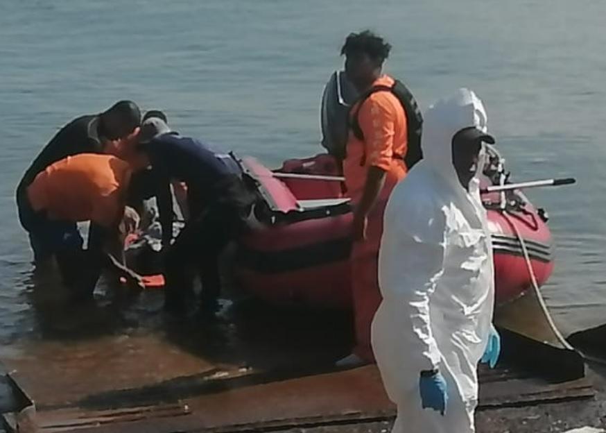 Localizan sin vida al hombre que desapareció en el Lago Gatún