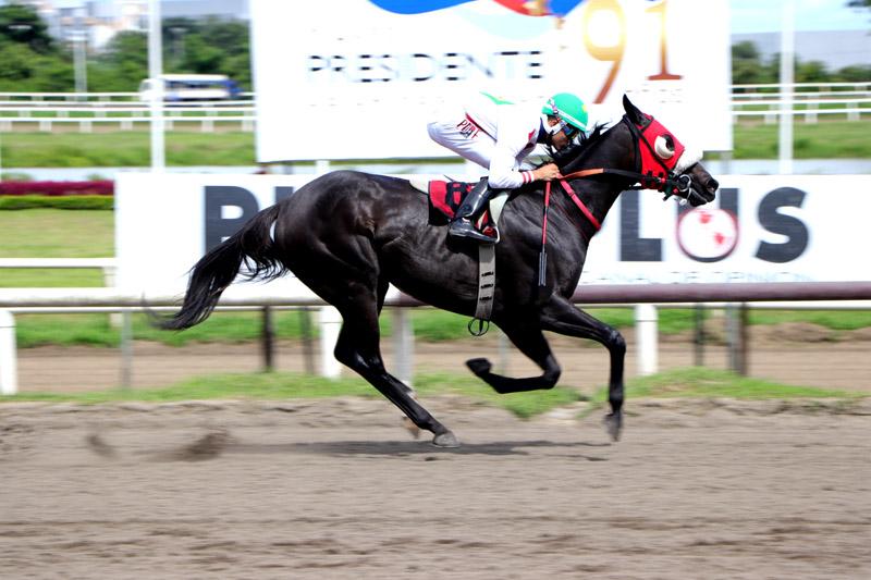 Quintus regresa a pista para ocupar su lugar entre los mejores nativos en carreras de velocidad