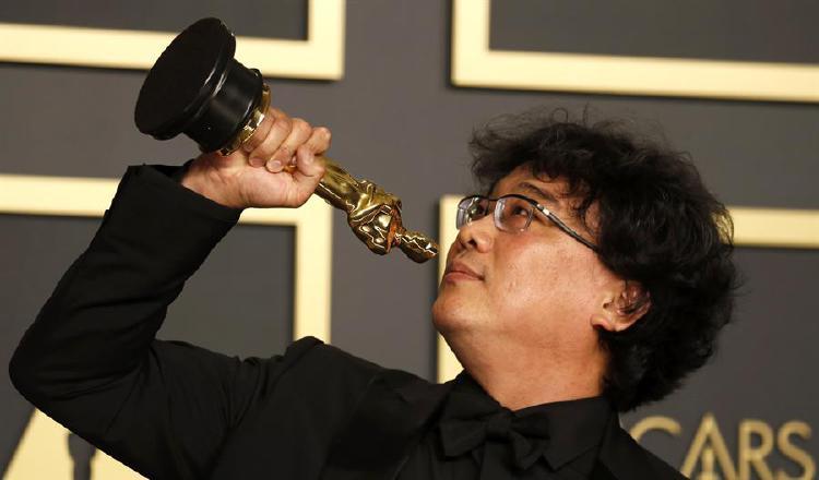 Bong Joon-Ho, cinesta,  dio a conocer su lista de directores favoritos para este año