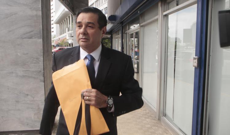 Fiscalía responde  a la solicitud de fianza hecha a favor de Jorge A. Rosas