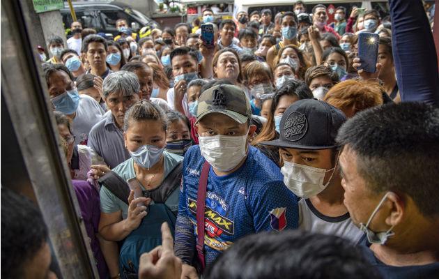 Coronavirus sigue causando temor entre la población