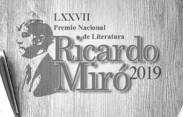 Inspirador de poetas, a su nombre se otorga todos los años el premio Nacional de literatura Ricardo Miró en diversos géneros como en poesía, novela, cuento, ensayo. Foto: Archivo.