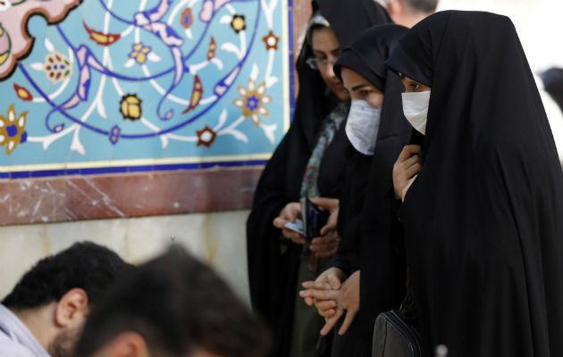 Unos 593 casos de coronavirus con 43 muertos se han registrado en Irán. Foto: Archivo/Ilustrativa.